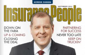 Insurance People Magazine.