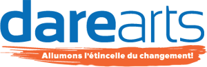 Dare Arts French logo