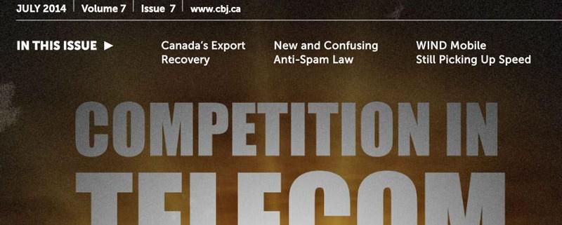 Canadian Business Magazine.