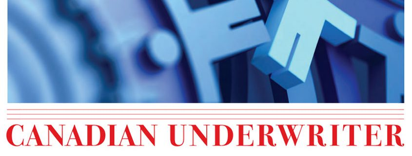 Canadian Underwriter magazine
