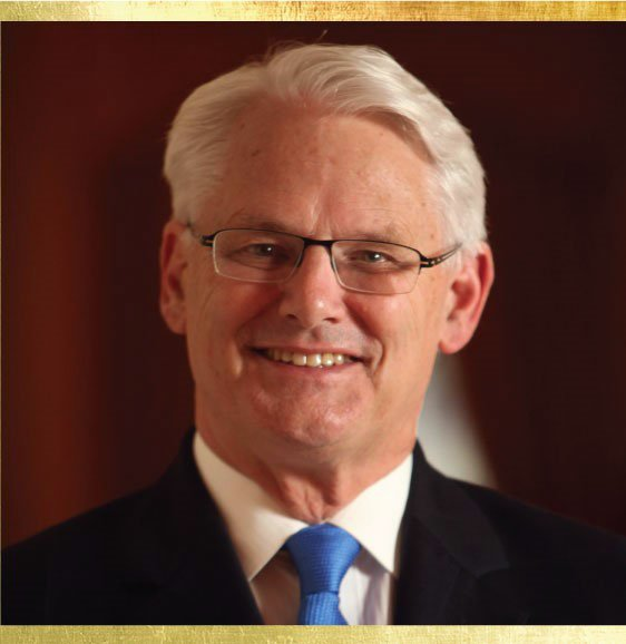 Honourable Gordon Campbell